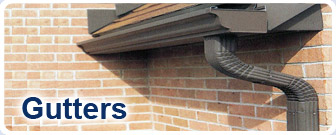 Nassau Bay TX Home Roofing Gutter Installation