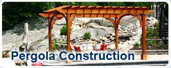 Nassau Bay TX Pergola Construction